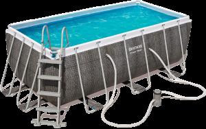 piscina fuoriterra rettangol Bestway-56722are