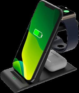 caricabatterie wireless spguard