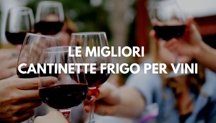 MIGLIORI CANTINETTE FRIGO PER VINI